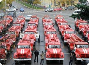 Районы Тверской области обновили пожарный автопарк