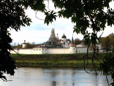 фото Путешествие в Старицкий Свято-Успенский монастырь