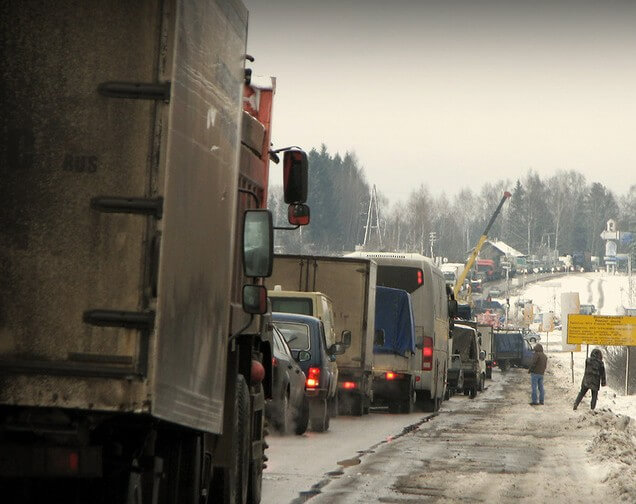 В предновогодние дни «Автодор» ожидает увеличение трафика в 3-4 раза