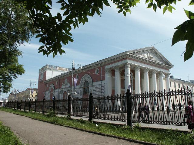 Тверской театр драмы приглашает на новый театральный сезон