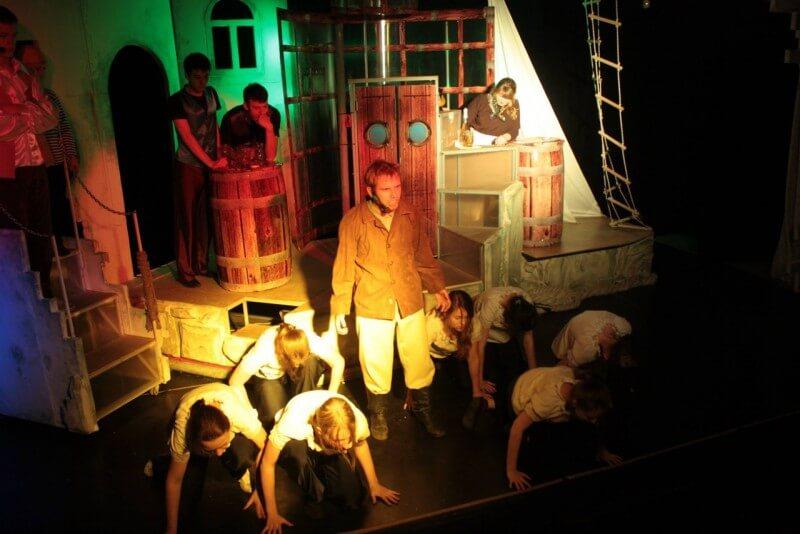"""Театр-студия """"Премьер"""" приглашает в декабре на премьеры прошлых лет"""