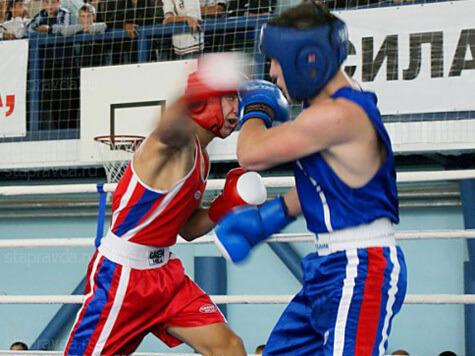 Открытый Чемпионат и Первенство Твери по боксу, посвященные Дню освобождения Калинина