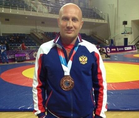 фото Спортсмен из Тверской области стал призером чемпионата мира по грэпплингу