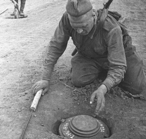фото Андреапольский суд помог ветерану подтвердить факт его участия в разминировании территорий в 1944 году