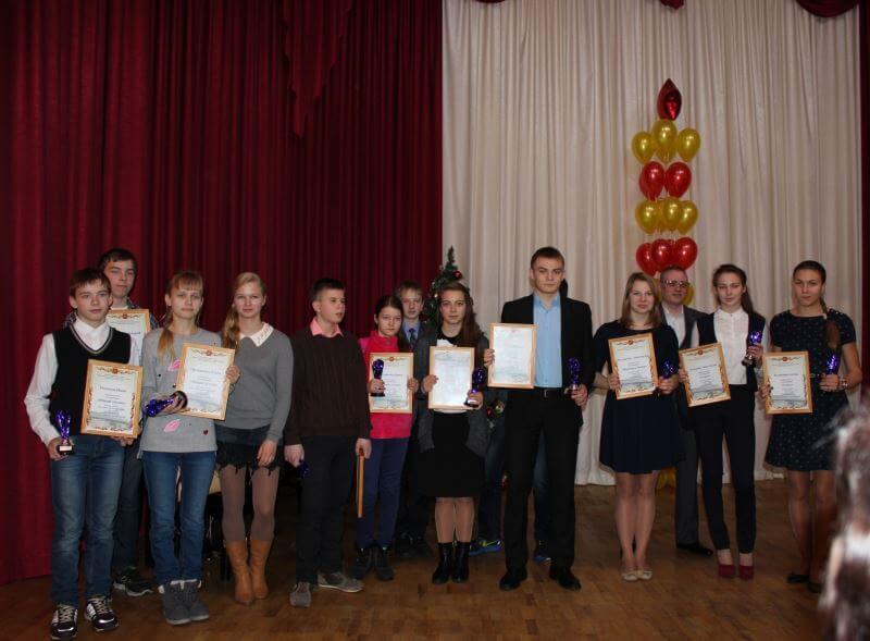 В Твери наградили талантливых детей-спортсменов и их тренеров