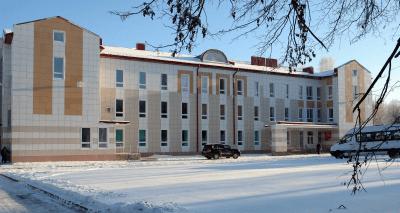 фото В Ржеве завершено строительство новой детской поликлиники