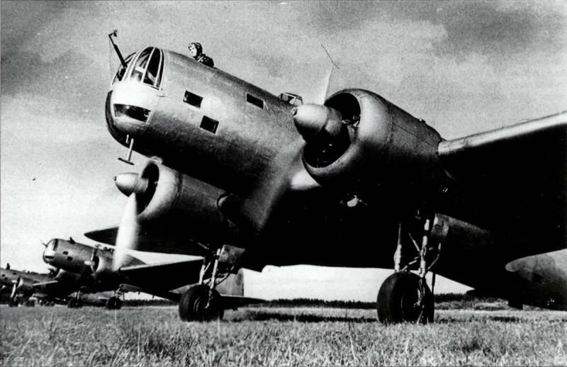 Установлены имена экипажа самолета, сбитого под Ржевом в 1942 году