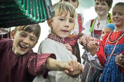 фото Волонтеры проведут фольклорный праздник для детей из Медновского интерната