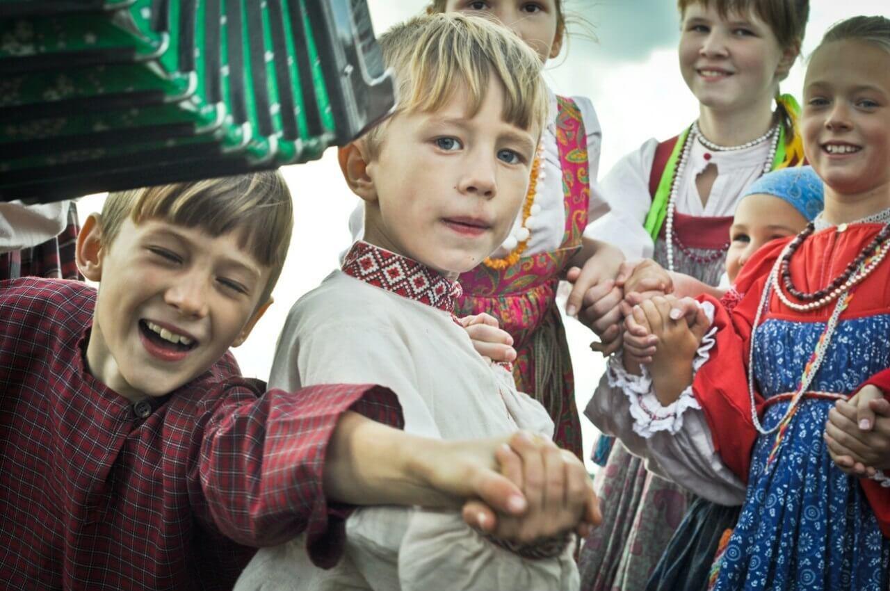 Волонтеры проведут фольклорный праздник для детей из Медновского интерната