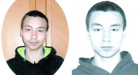 фото (Найден, жив) Пропал 16-летний Андрей Греков