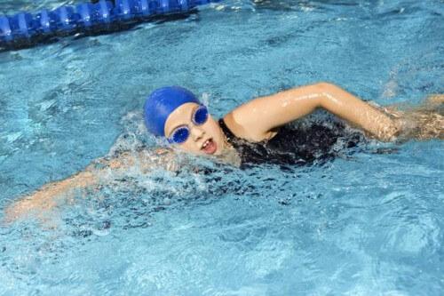 фото Анна Калмакова установила рекорд Твери по плаванию