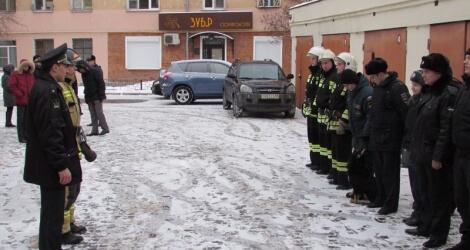 фото В здании Тверского Гарнизонного военного суда была объявлена угроза взрыва