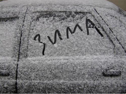 фото ГИБДД дает советы водителям, как вести себя на дороге в зимнее время