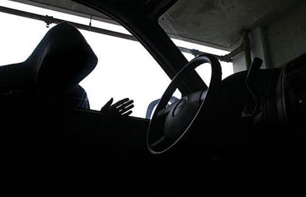 В Тверской области задержали очередного автоугонщика