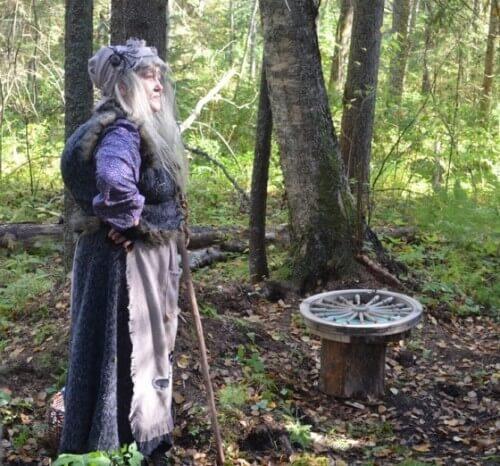фото Центрально-Лесной заповедник в Нелидово объявил конкурс на создание образа заповедной Бабы-Яги