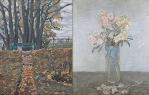 """фото На Даче """"Чайка"""" пройдет экспресс-выставка полотен живописи Бялыницкого-Бирули"""