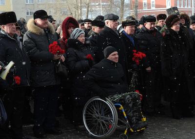фото В Твери отметили День памяти воинов-интернационалистов