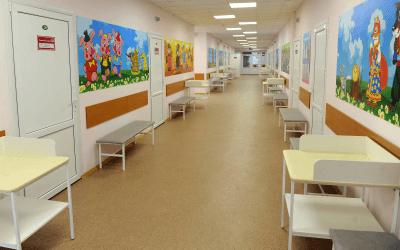 фото Новая детская поликлиника открылась во Ржеве