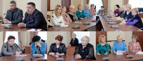 фото В Тверской думе обсудили безопасность в детских садах