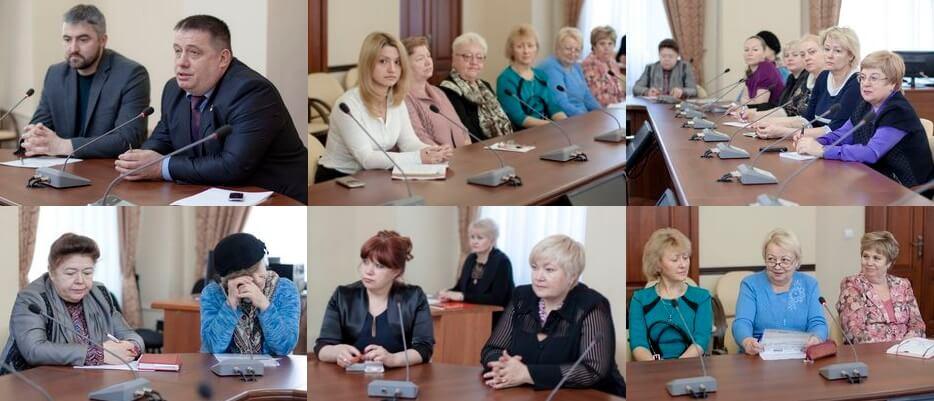 В Тверской думе обсудили безопасность в детских садах