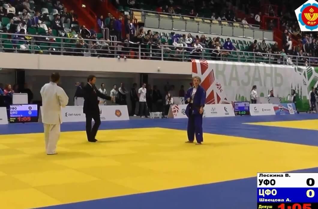 6 тверских дзюдоистов выступают в финале Первенства России