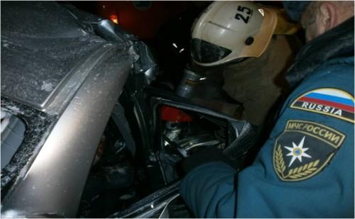 фото В ДТП на скоростной автодороге М-11 погибли 3 человека