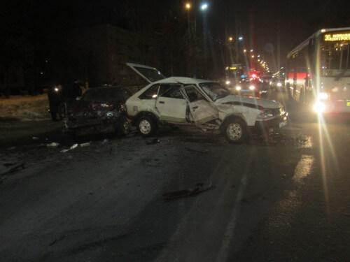 фото 4 февраля на территории Тверской области в ДТП пострадали 4 человека