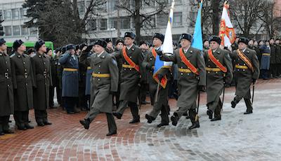 фото В Твери отметили День защитника отечества