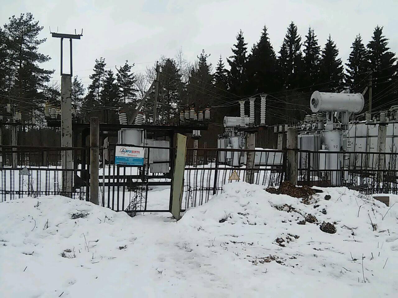 Электроснабжение в районах Тверской области восстановлено