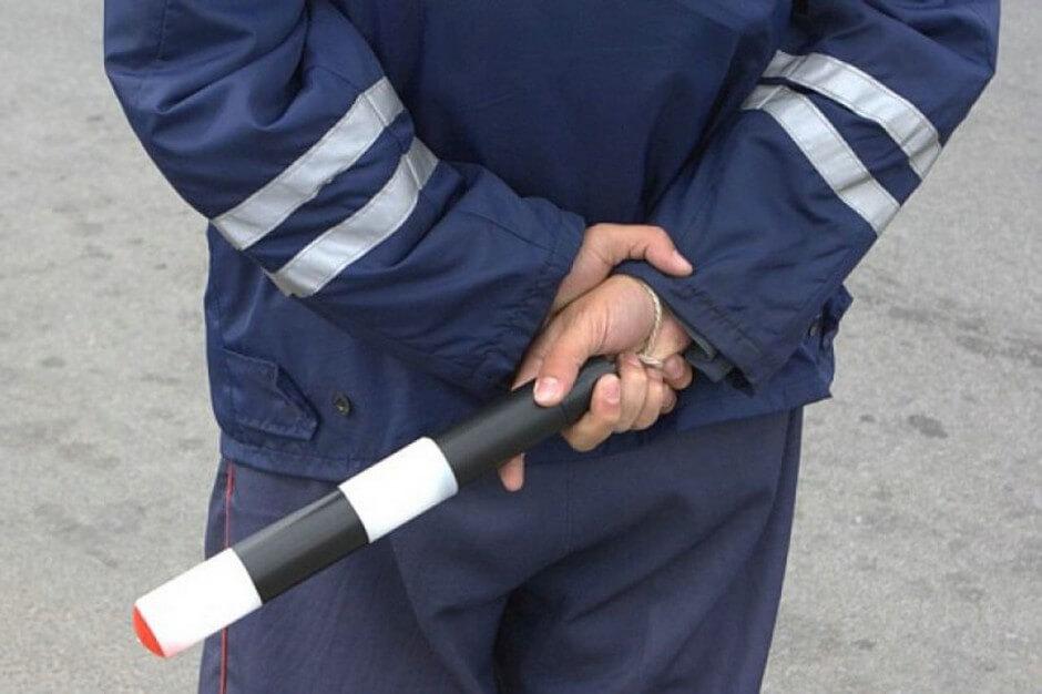 70 тысяч рублей в качестве штрафа за нападение на сотрудника ГИБДД