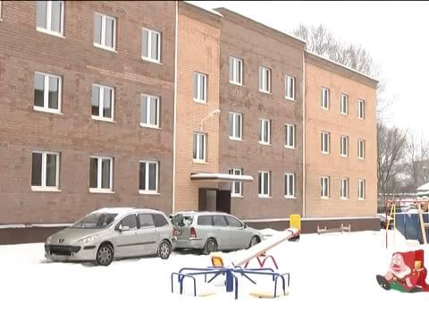 фото Новый дом для переселения граждан из аварийного жилья готов к заселению