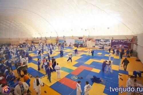 фото В областном центре пройдет Открытое первенство города по дзюдо среди юношей и девушек до 15 лет