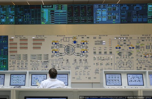 фото Эксперимент на Калининской АЭС