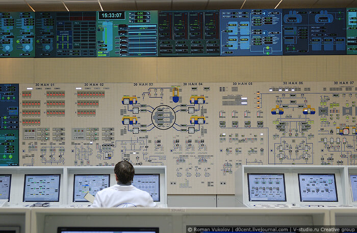 Эксперимент на Калининской АЭС