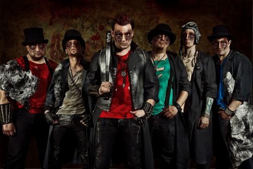 "фото Группа КняZz представит в Твери альбом ""Магия Калиостро"""