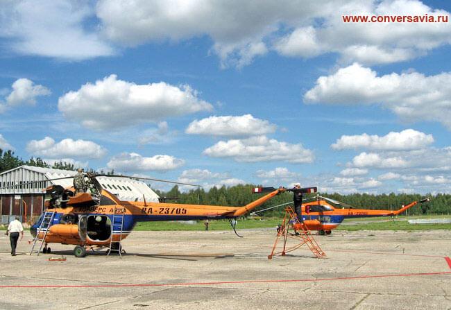 """Авиакомпания """"Конверс Авиа"""" отметила 20-летие работы в тверском регионе"""
