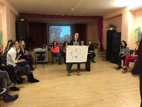 фото В Твери в День российского студента состоялся литературный квест