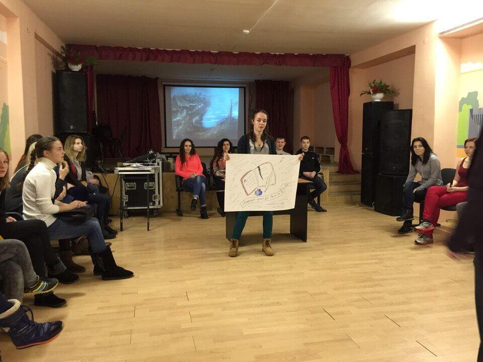 В Твери в День российского студента состоялся литературный квест