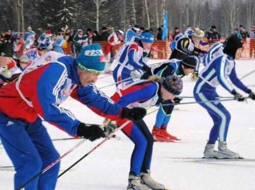 """фото Гонка """"Лыжня России"""" переносится на 21 февраля"""