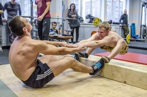 фото В Твери состоятся городские турниры по русскому жиму и мас-рестлингу