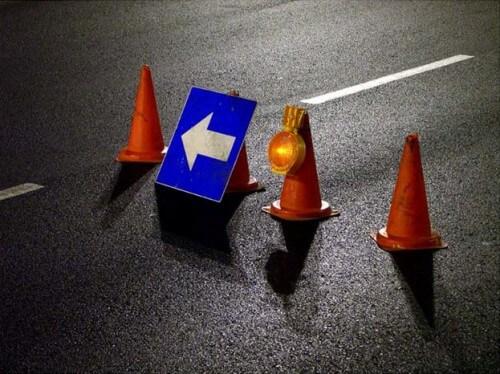 фото На автодороге Тверь-Бежецк-Весьегонск-Устюжна изменена схема движения транспорта