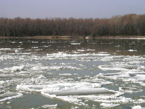 фото Тверская область готовится к паводкам