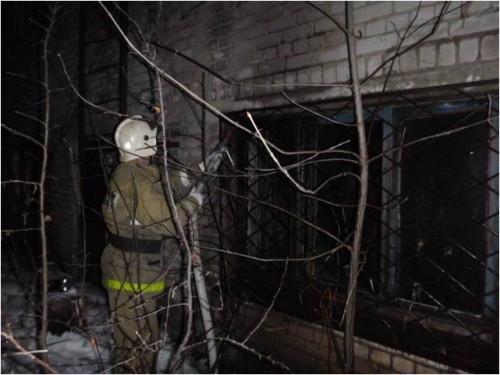 фото В результате поджогов в Тверской области за ночь пострадали автомобиль, баня и кирпичный дом