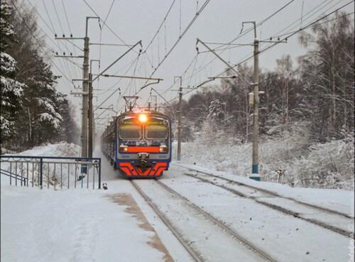 фото В Тверской области пригородные электрички вернутся на маршруты