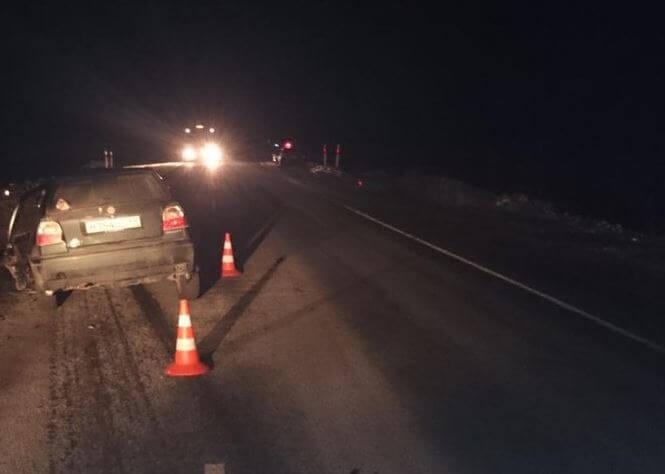 В ДТП на трассе М-9 погиб человек