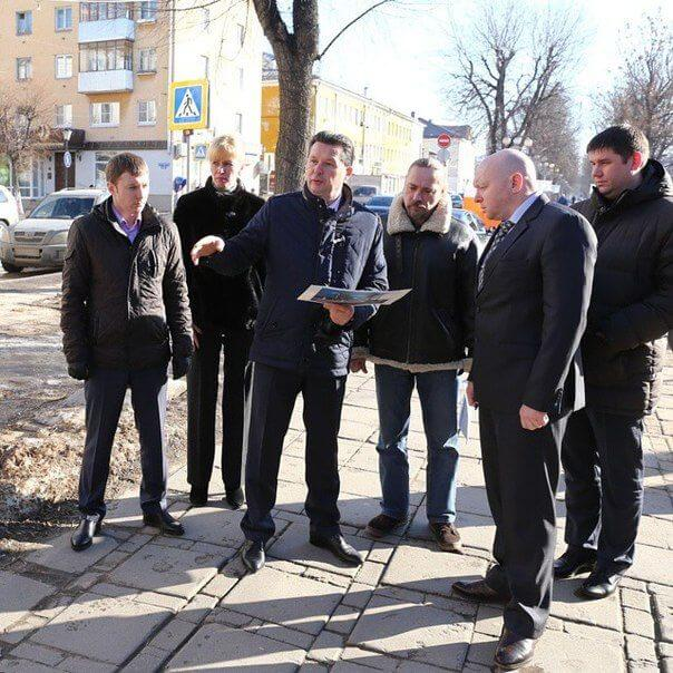 В Твери планируется реконструкция бульвара Радищева