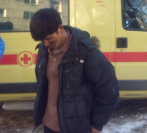 фото В Твери мужчина спас двоих детей из горящей квартиры