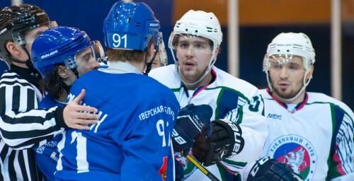 фото ТХК вышел в плей-офф на третьей позиции таблицы ВХЛ