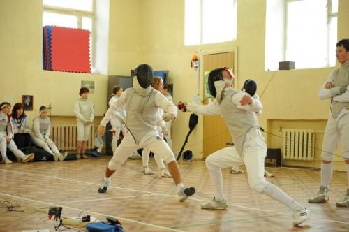 фото В областном центре пройдет открытый турнир по фехтованию на рапирах
