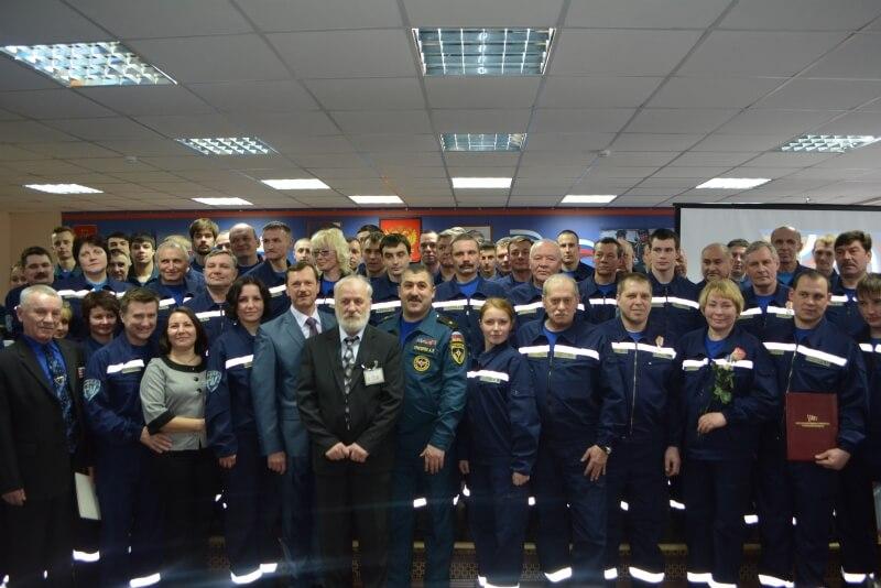 Тверская областная аварийно-спасательная служба отметила 20-летие
